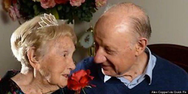Marjorie Hemmerde, 106 ans, trouve l'amour avec un homme de 33 ans son cadet