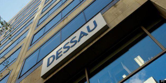 Les firmes Dessau et Verreault sont déclarées inadmissibles aux contrats