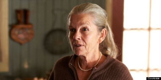 Geneviève Bujold, lumineuse dans «Still Mine»