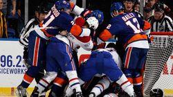 Victoire des Canadiens de Montréal