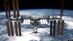 Légère fuite d'ammoniaque dans la Station spatiale
