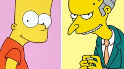 Quand Bart Simpson est jugé par Mr Burns...en