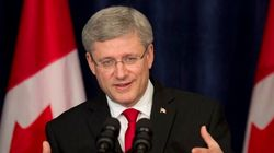 G8: Stephen Harper rencontre le premier ministre irlandais à
