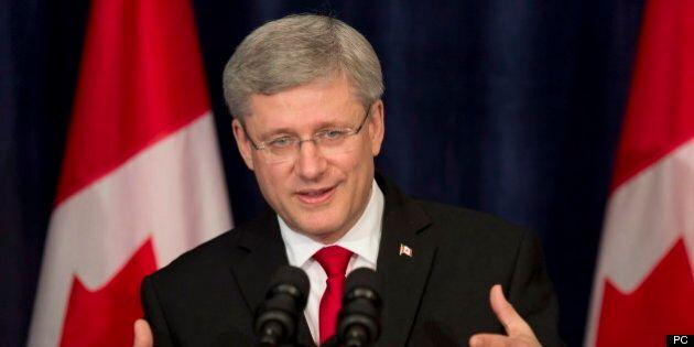 Stephen Harper rencontre le premier ministre irlandais à