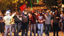Turquie: les manifestants poursuivent leur