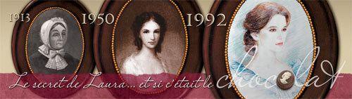 Laura Secord fête ses 100 ans! L'histoire des chocolats de 1913 à