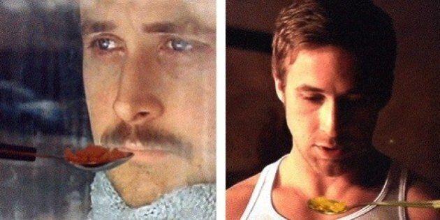 Ryan Gosling refuse de manger ses céréales