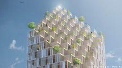 Stockholm va accueillir un gratte-ciel en