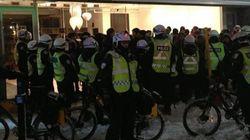 Nouvelles arrestations lors d'une manifestation à