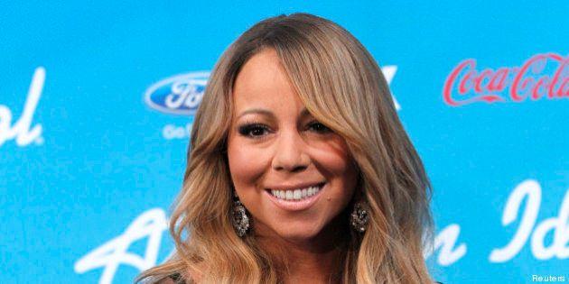 Mariah Carey sexy dans son maillot une pièce nouvelle