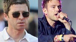 Oasis et Blur enterrent la hâche de
