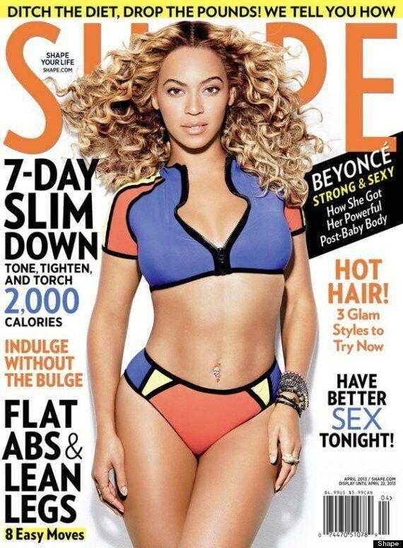 Beyoncé fait la une du magazine Shape plus en forme que jamais. Que mange-t-elle pour être belle comme...
