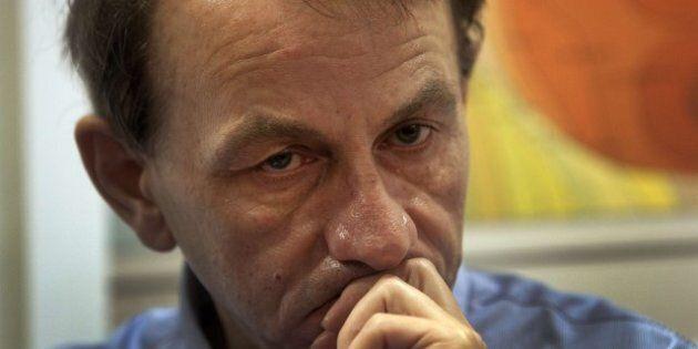 Michel Houellebecq revient avec un recueil de poèmes, «Configuration du dernier rivage»