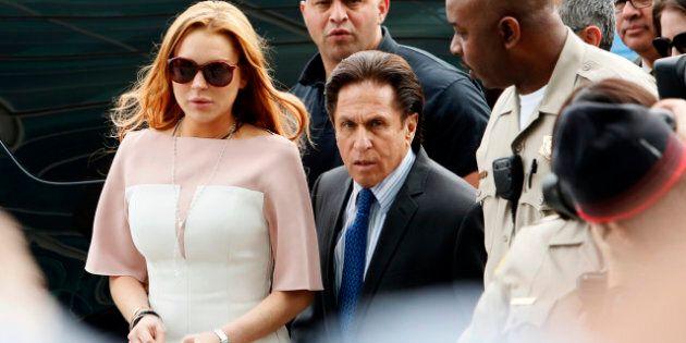 Lindsay Lohan condamnée à 90 jours dans un centre de réhabilitation pour mensonge à la police