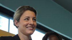 Mélanie Joly gagne sa place aux débats