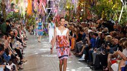 Fashion Week de Paris, jour 4: c'est la jungle chez