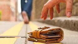 Ville la moins honnête du monde: le «test du portefeuille» a livré son