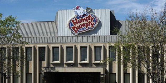 L'usine Old Dutch de Montréal ferme ses portes