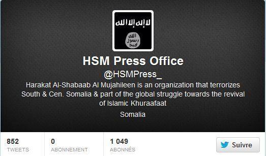 Prise d'otages à Nairobi : Twitter a choisi son camp entre les terroristes et le