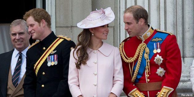 Accouchement de Kate Middleton: les détails sur une naissance tant