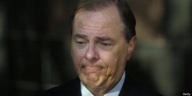 Dix ans de prison de moins pour l'ex-PDG