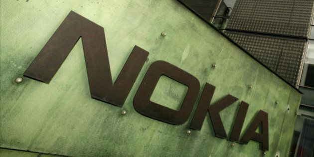 FINLAND OUT TO GO WITH AFP STORY BY Terhi Kinnunen 'Finland-Nokia-telecom-equip-company-research' (FILES)...