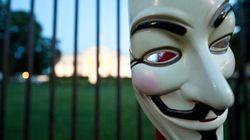 13 membres du collectif Anonymous inculpés pour piratage