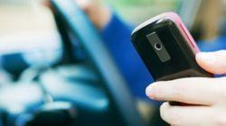 Cellulaire au volant : 9 points d'inaptitude