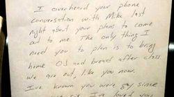 La lettre d'un père à son fils homosexuel émeut le Web