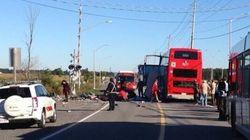 Six morts dans une collision entre un autobus et un train à Ottawa
