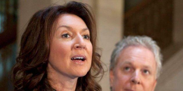 D'ex-élus, dont Nathalie Normandeau, visés par les perquisitions de l'UPAC aux bureaux du