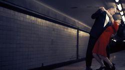 Des pas de danse dans le
