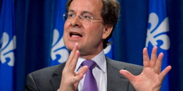 St-Arnaud minimise la portée juridique des propositions sur la