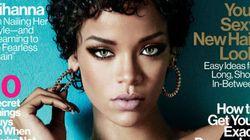 Rihanna montre ses cheveux au