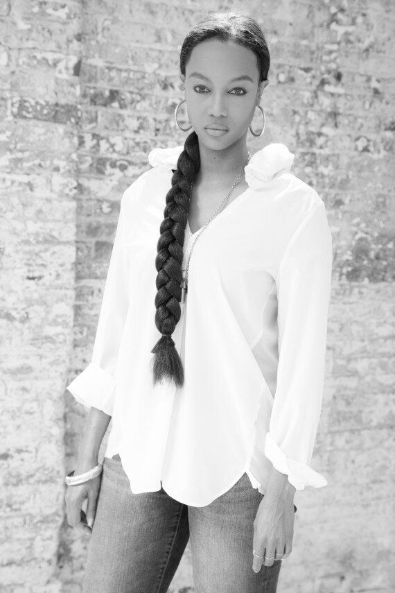 PHOTOS: Tyra Banks se transforment en Cindy Crawford, Kate Upton, Jerry Hall et