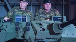Des coupes additionnelles dans l'armée dans le budget