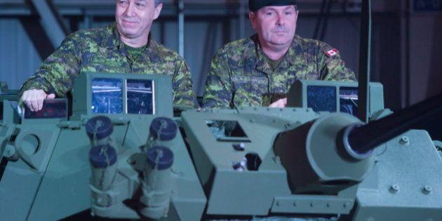 Forces armées canadienne: des coupes additionnelles dans le budget