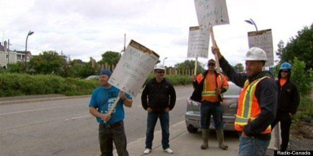 Grève de la construction : le conciliateur tente de relancer les