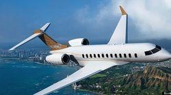 Bombardier: premières commandes fermes pour des Global 8000 et Challenger 350 au