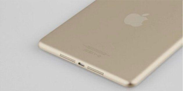 Un iPad Mini doré parmi les dernières rumeurs sur Apple