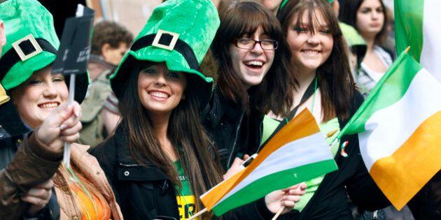 Saint-Patrick à Dublin: un demi-million de personnes attendues pour le