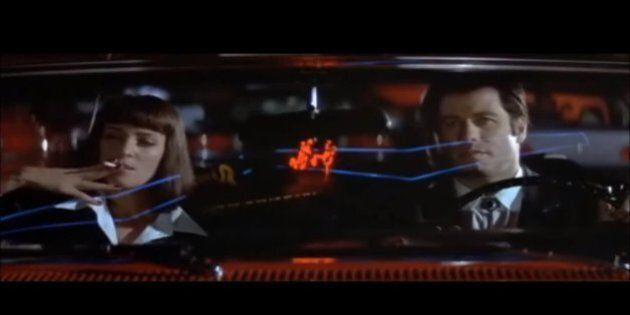 La voiture volée de Pulp Fiction retrouvée 19 ans plus tard