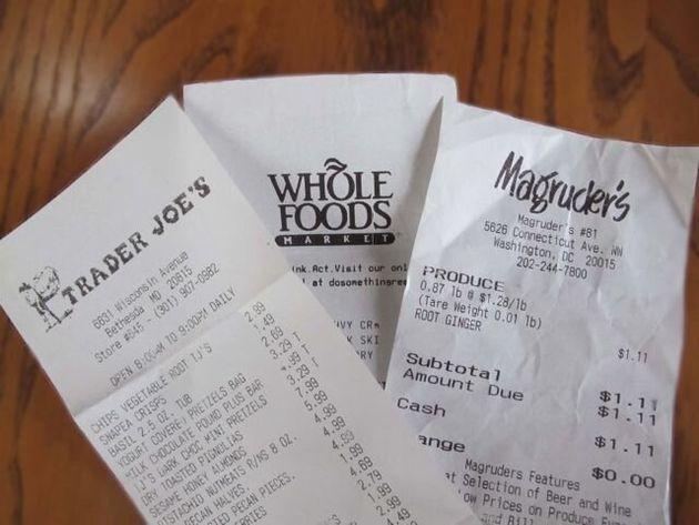 10 trucs pour faire un budget d'épicerie