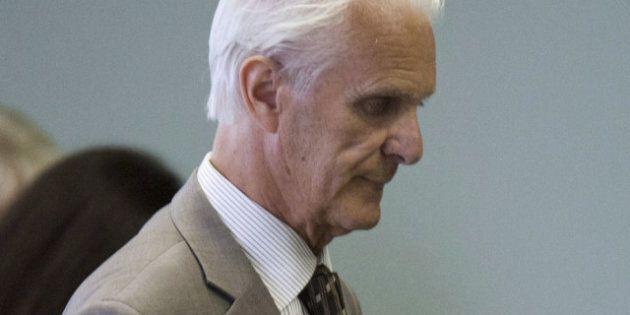 L'ex-juge Delisle devant la Cour