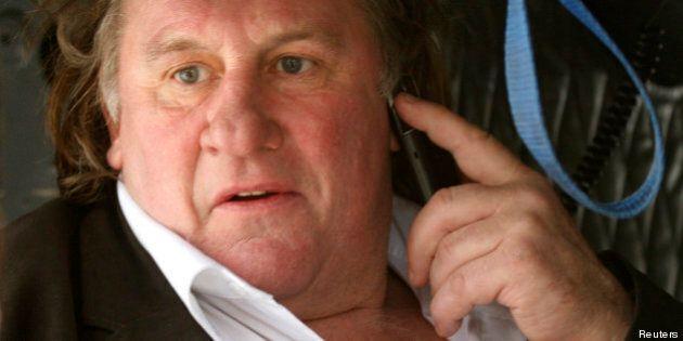 Gérard Depardieu annule un concert en