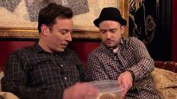 Quand Jimmy Fallon et Justin Timberlake parlent en «hashtags»