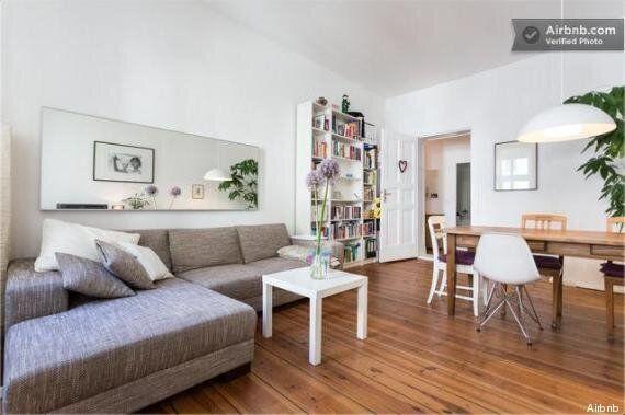Dans la peau d'Angela Merkel: son ancien appartement à Berlin est disponible à la location sur Airbnb