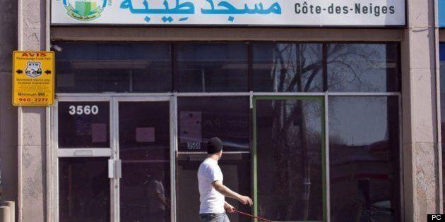 Complot terroriste: une mosquée de Côte-des-Neiges attire l'attention des