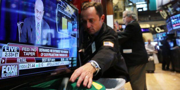 Réserve fédérale américaine: des traders ont eu en avance l'information financière la plus attendue de