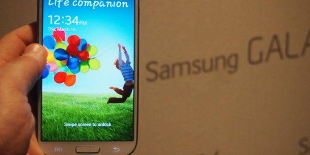 Galaxy S4: Samsung lancera fin avril son nouveau téléphone intelligent rivalisant avec l'iPhone